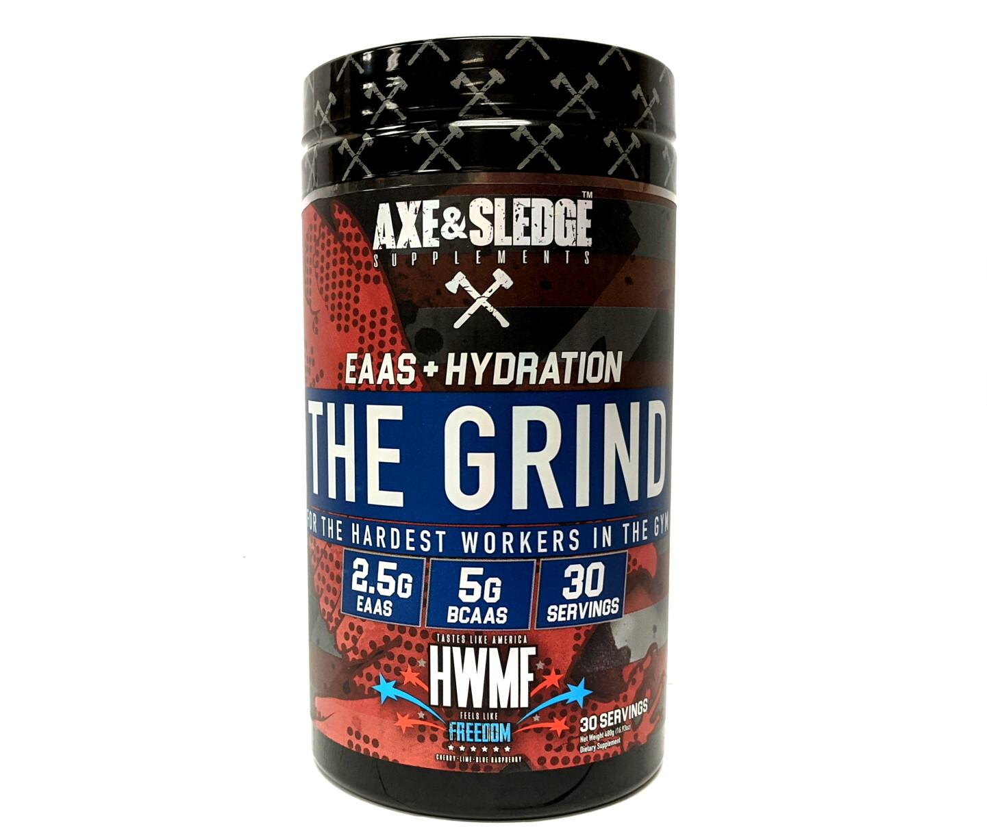 Axe & Sledge The Grind - HWMF Freedom