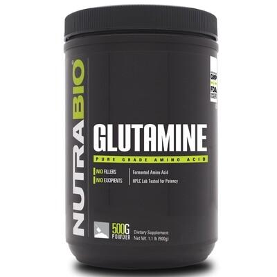 Nutrabio Glutamine 500G