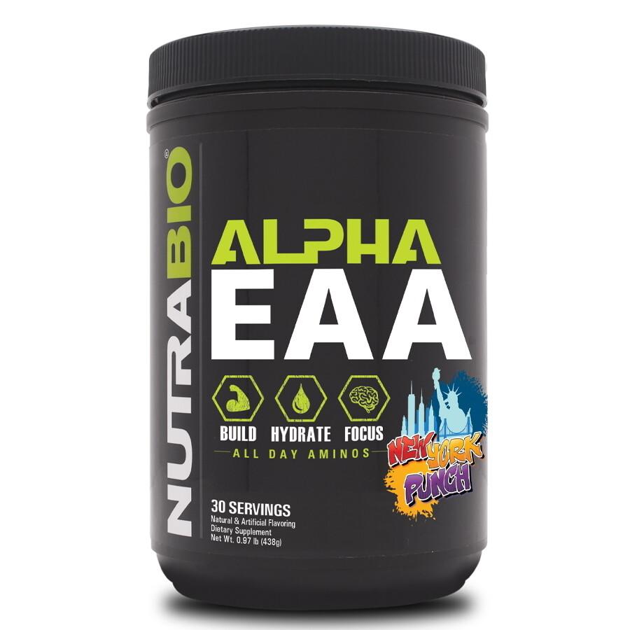 Nutrabio Alpha EAA - New York Punch