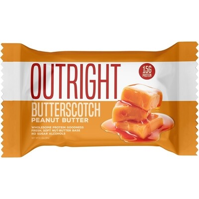 Outright Bar - Butterscotch Peanut Butter
