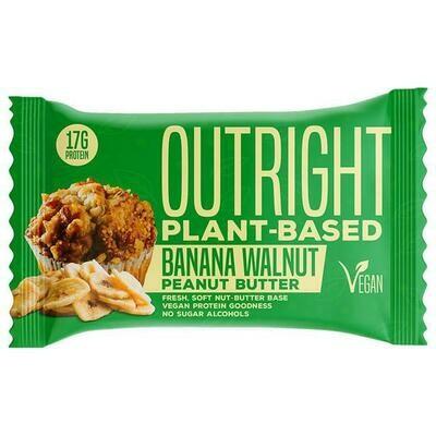 Outright Bar Vegan - Banana Walnut Peanut Butter