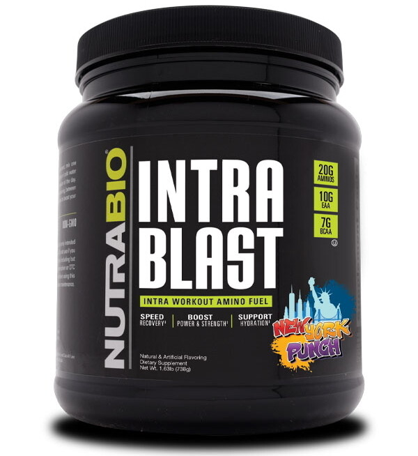 Nutrabio Intra Blast - New York Punch
