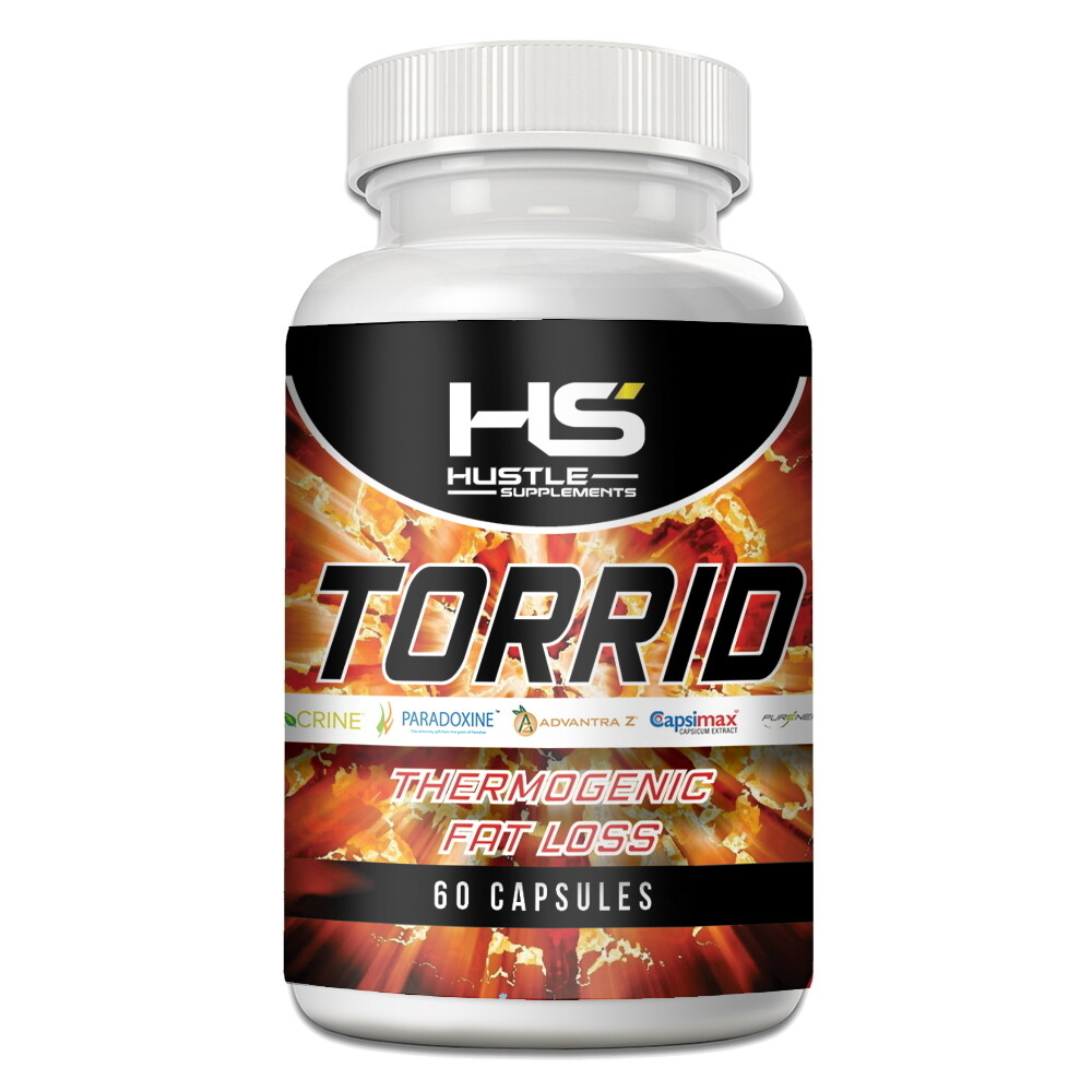Hustle Supplements Torrid