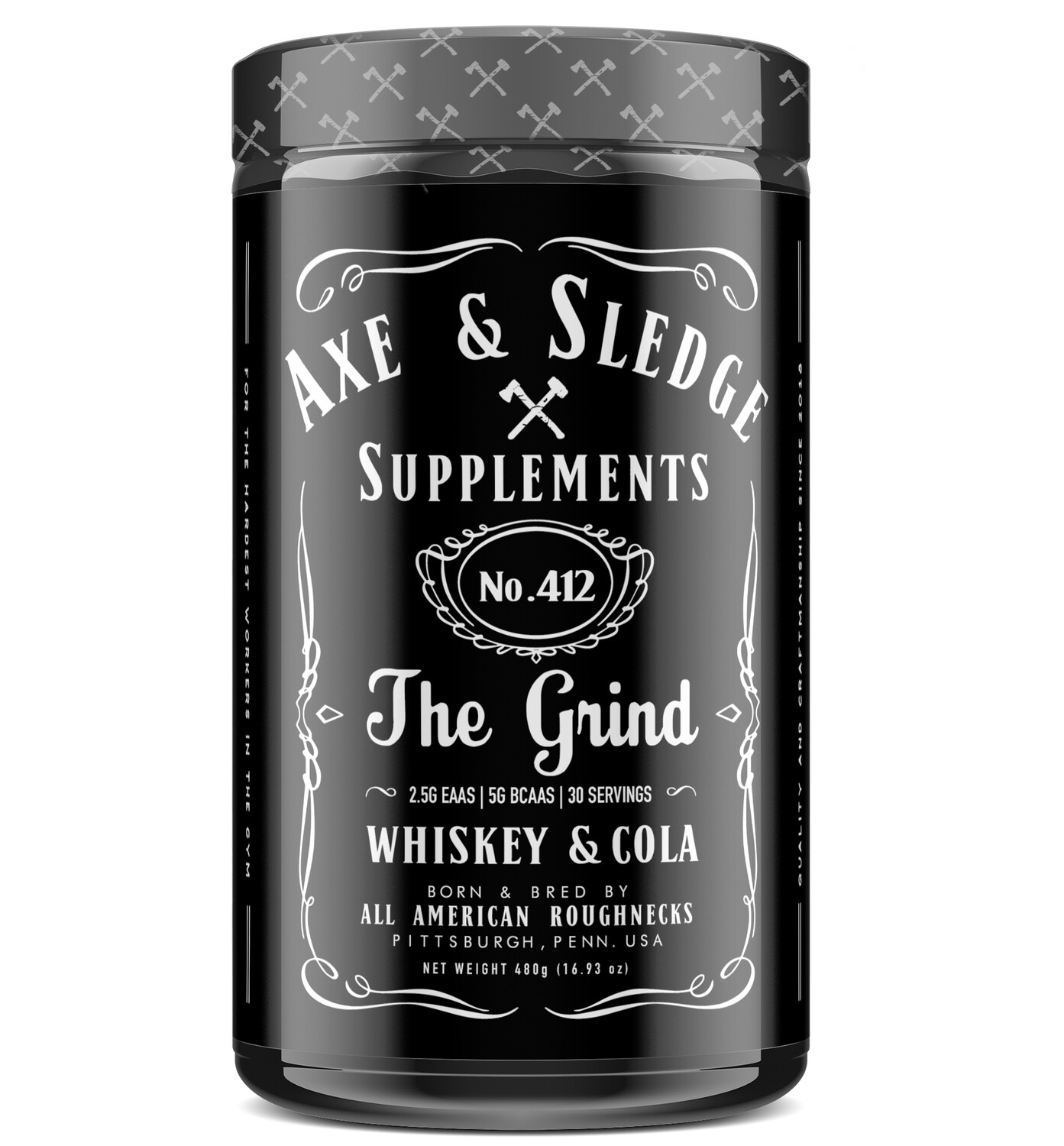Axe & Sledge The Grind - Whiskey And Cola
