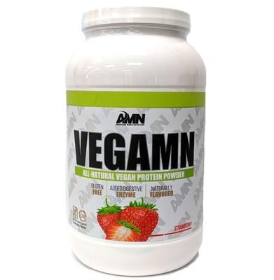 Vegamn Vegan Protein - Strawberry