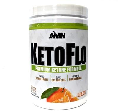 AMN KetoFlo Ketone Formula - Clementine
