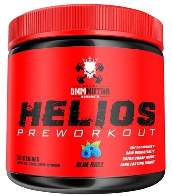 Helios Pre Workout - Blue Razz
