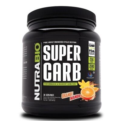 Nutrabio Super Carb - Orange Mango