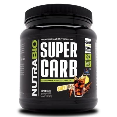 Nutrabio Super Carb - Sweet Tea