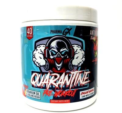 Quarantine Pre Workout - Antivenom