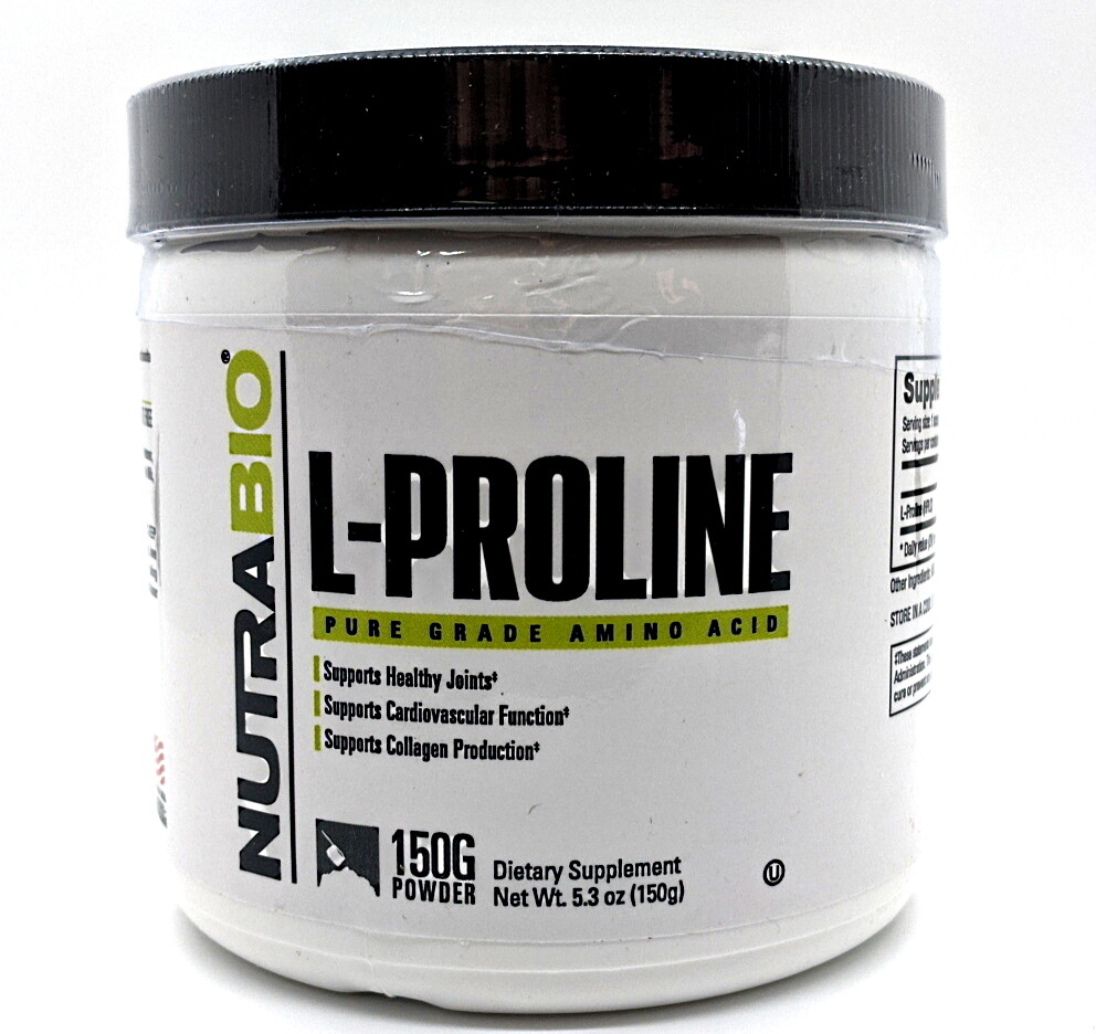 Nutrabio Proline Powder