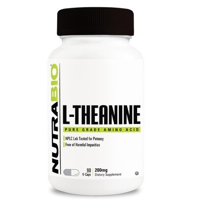 Nutrabio L-Theanine