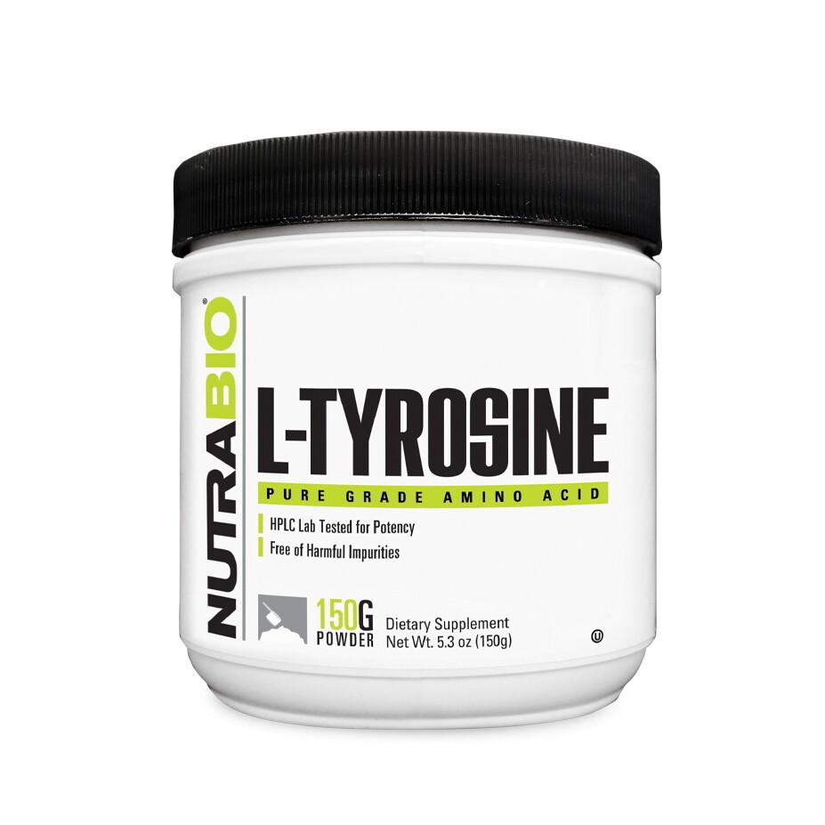 Nutrabio L-Tyrosine Powder