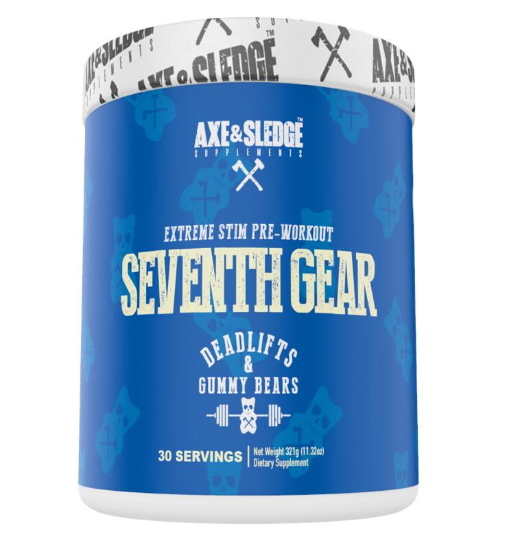 Axe & Sledge Seventh Gear - Deadlifts & Gummy Bears