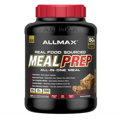 Allmax Meal Prep - Banana Nut Bread