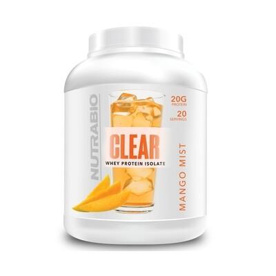 Nutrabio Clear Protein - Mango Mist