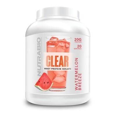 Nutrabio Clear Protein - Watermelon Breeze
