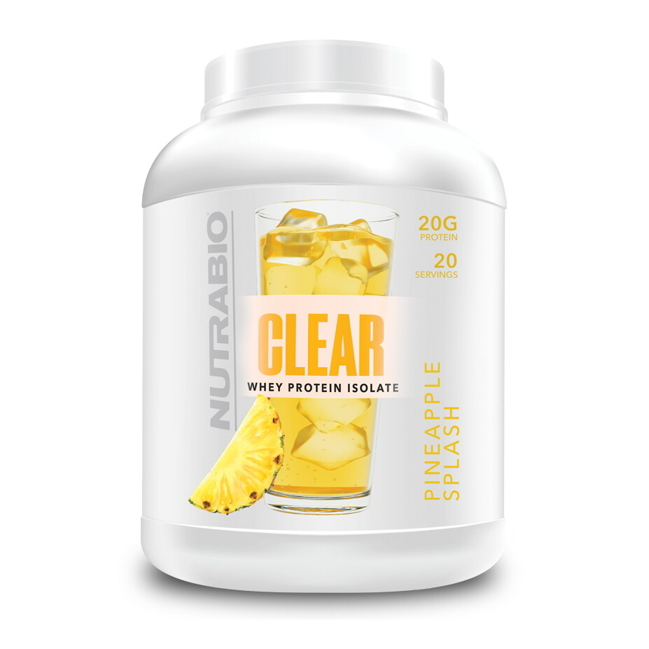 Nutrabio Clear Protein - Pineapple Splash