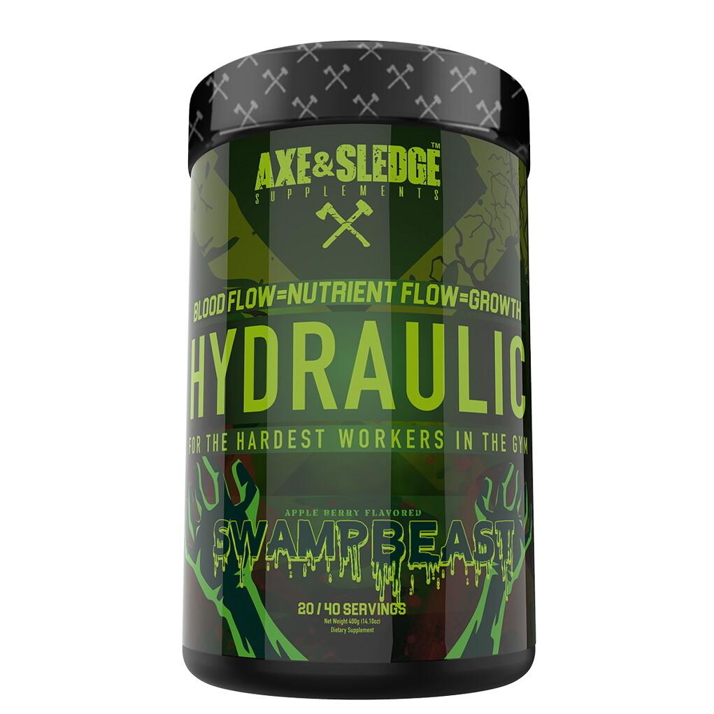 Axe & Sledge Hydraulic - Swamp Beast