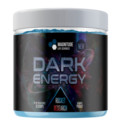 Dark Energy Pre Workout - Rocket Research