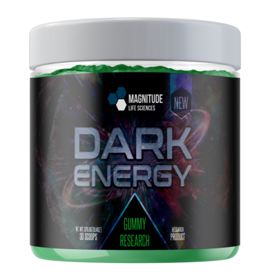 Dark Energy Pre Workout - Gummy Research