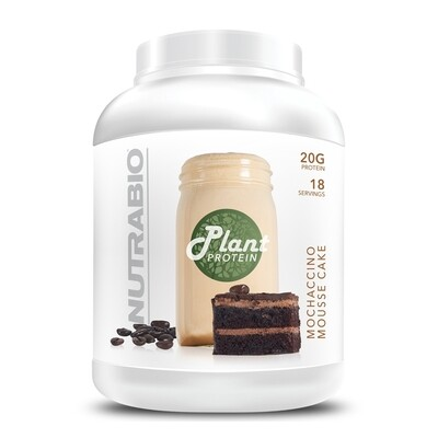Nutrabio Plant Protein - Mochaccino Mousse Cake