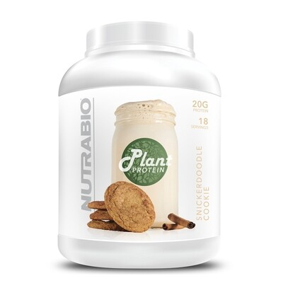 Nutrabio Plant Protein - Snickerdoodle Cookie