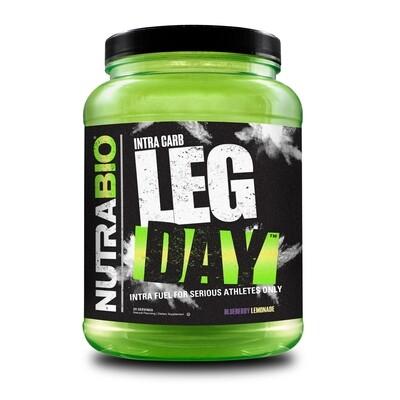 Nutrabio Leg Day - Blueberry Lemonade