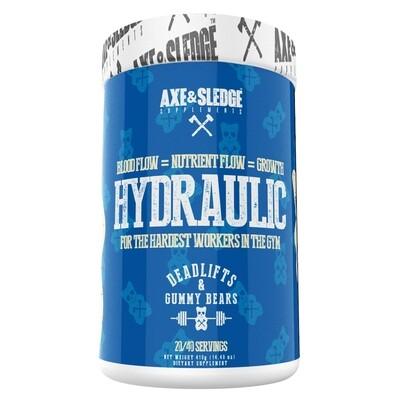Axe & Sledge Hydraulic - Deadlifts & Gummy Bears
