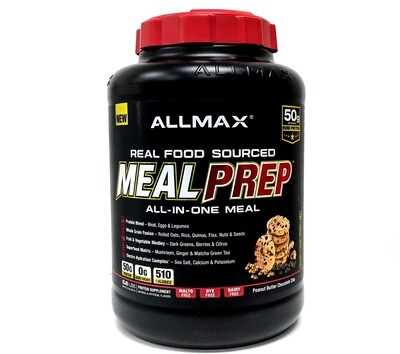 Allmax Meal Prep - Peanut Butter Chocolate Chip
