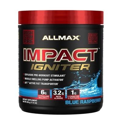Allmax Impact Igniter - Blue Raspberry