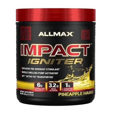 Allmax Impact Igniter - Pineapple Mango