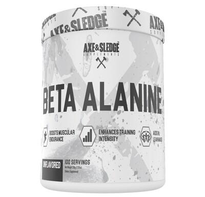 Axe & Sledge Beta Alanine