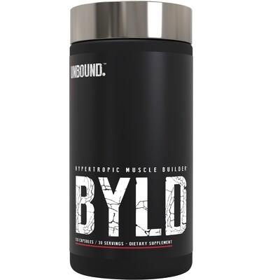Unbound BYLD Muscle Builder