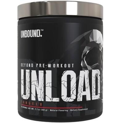 Unbound Unload Pre Workout - Tangelo