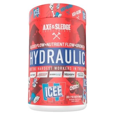 Axe & Sledge Hydraulic - Cherry Icee