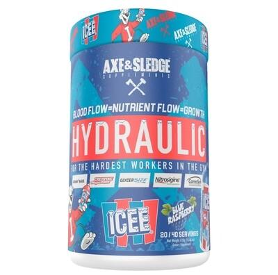 Axe & Sledge Hydraulic - Blue Raspberry Icee