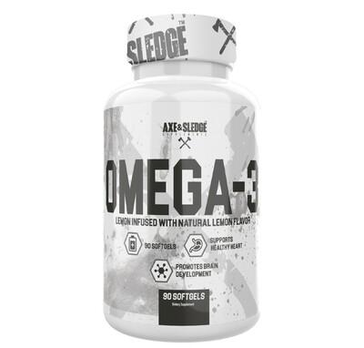 Axe & Sledge Omega-3