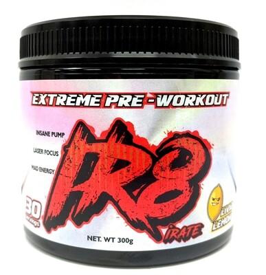 IR8 Pre Workout - Livid Lemon