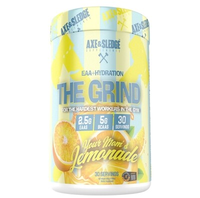 Axe & Sledge The Grind - Your Mom's Lemonade