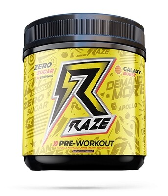 Raze Pre Workout - Galaxy Burst