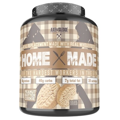 Axe & Sledge Home Made - Peanut Butter Cookie