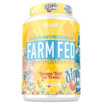 Axe & Sledge Farm Fed - Dippin Dots Banana Split