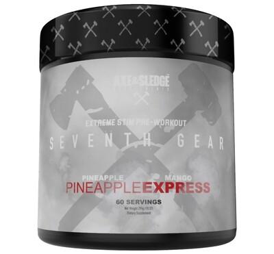 Axe & Sledge Seventh Gear - Pineapple Express
