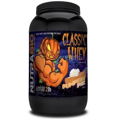 Nutrabio Classic Whey Protein - Pumpkin Pie