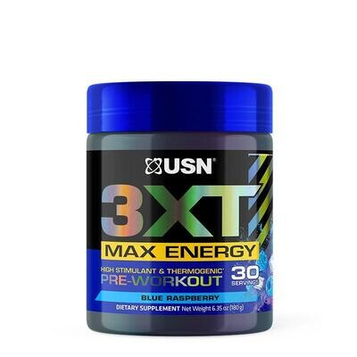USN 3XT Max Energy - Blue Raspberry
