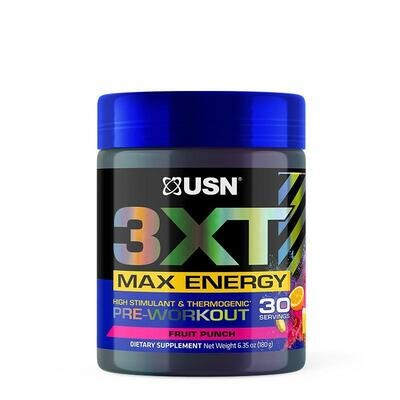 USN 3XT Max Energy - Fruit Punch
