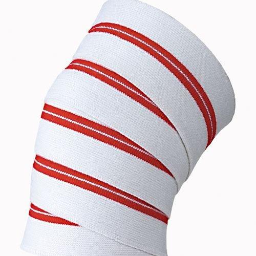 Valeo Red Line Knee Wraps
