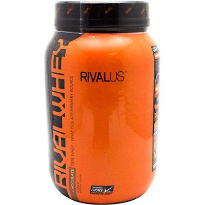 Rivalus Rival Whey Protein 2 Lb - Chocolate