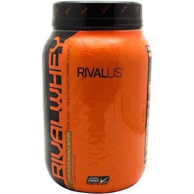 Rivalus Rival Whey Protein 2 Lb - Chocolate Peanut Butter